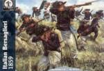 RARE-1-72-Italian-Bersaglieri-1859-48-men