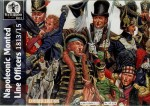 1-72-Napoleonic-Mounted-Line-Officers