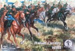 1-72-Italian-WWI-Cavalry-Includes-10-horses-and-10-riders