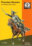 1-72-PRUSSIAN-HUSSARS-7-YEARS-WAR-Of-Freidrich-The-Great