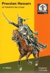 1-72-PRUSSIAN-HUSSARS-7-YEARS-WAR-Of-Freidrich-The-Great