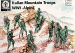 1-72-ITALIAN-MOUNTAIN-TROOPS-WWI-Alpini-x-45-pieces