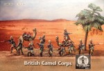 1-72-British-Colonial-Camel-Corps-11-figure-and-2-camels