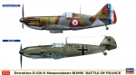 1-72-Dewoitine-D-520-and-Messerschmitt-Bf109E-Battle-of-France