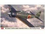 1-48-Mitsubishi-A6M2b-Zero-Model-21-The-341-Flying-Group