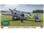 1-48-Messerschmitt-Bf109G-6-14-Hartmann-w-Figure