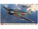 1-48-Mitsubishi-A6M5c-A6M7-Zero-Fighter-Type-52-Hei-Type-62-Fuyo-Unit