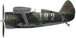 1-48-Polikarpov-I-153-Soviet-Air-Forces