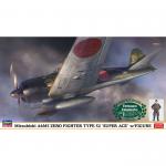 1-48-Mitsubishi-A6M5-Type-0-Model-52-Super-Ace-w-Figure