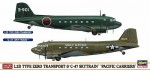 1-200-L2D-TYPE-ZERO-Transport-and-C-47-Skytrain-Pacific-Carriers