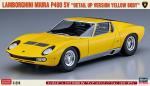 1-24-Lamborghini-Miura-P400-SV-Detail-Up-Version-Yellow-Body