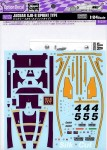 1-24-Jaguar-XJR-8-Sprint-Type-Decal