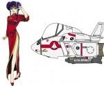 1-24-Lynn-Minmay-China-Dress-w-VF-1J-Valkyrie-Eggplane