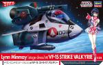 1-24-Lynn-Minmay-Stage-Dress-w-VF-1S-Strike-Valkyrie-Egg-Plane