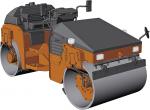 1-35-Hitachi-Construction-Machinery-Tandem-Vibratory-Roller-ZC50T-5