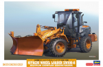 Hitachi-Construction-Machinery-Wheel-Loader-ZW100-6-Multi-Plow-Snow-Removal-Ver-