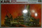 RARE-1-72-German-Karl-w-Munitionspanzer-IV