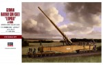 1-72-German-Railway-Gun-K5E-Leopold-w-Figure