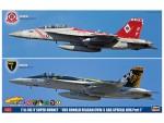 1-72-F-A-18E-F-Super-Hornet-USS-Ronald-Reagan-CVW-5-CAG-2-Kit-Set