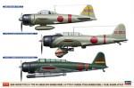1-48-Zero-Fighter-Type-21-Type-99-Carrier-Dive-Bomber-Model-11-Type-97-Carrier-Attack-Bomber-Attack-on-Pearl-Harbor