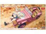 1-24-Wild-Egg-Girls-No-01-1-4-ton-4-x-4-Truck-Amy-McDonnell-w-Figure