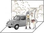 1-24-Zesshaka-Subaru-360-Deluxe-with-Acrylic-Figure-Stand