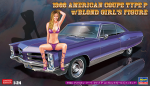1-24-1966-American-Coupe-Type-P-w-Blonde-Girls-Figure