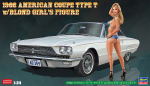 1-24-1966-American-Coupe-Type-T-w-Blonde-Girls-Figure