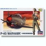 P-40-Warhawk