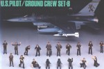 1-48-USA-PILOTS-and-GROUND-CREW-36PCS