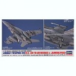 1-72-Aircraft-Weapons-VIII-US-Air-To-Air-Missiles-and-Jamming-Pods