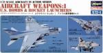 1-72-Bombs-Mk-81-82-83-84Snake-EyeBLU-27LAU-10-3M-117-etc