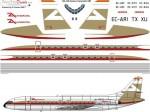 1-144-Aviaco-mustard-Caravelle-VIR