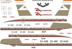 1-144-Aviaco-mustard-Douglas-DC-8-53