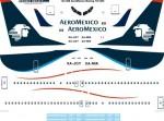 1-144-AeroMexico-New-livery-Boeing-737-800