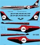 1-144-Spearair-Douglas-DC-8-33