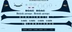 1-144-BOAC-Vickers-Viscount-700-Laser-printed-decal