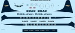 1-144-BOAC-Vickers-Viscount-700-Laser-printed-decal