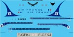 1-144-Air-France-Retro-Airbus-A320-Laser-printed-decal