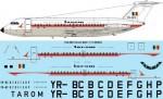 1-144-TAROM-BAC-1-11-400