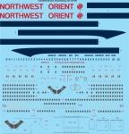 1-144-Northwest-Orient-Boeing-747-100-200-with-screen-printed-detail-aheet