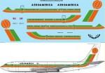 1-144-Aeroamerica-Green-and-Orange-Boeing-720