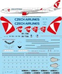 1-144-CSA-Czech-Airlines-Airbus-A330-323X-Laser-decal-with-screen-printed-detail-sheet