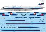 1-144-Spantax-final-livery-Convair-CV-990A-Coronado