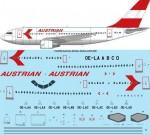 1-144-Austrian-Airlines-Airbus-A310-300