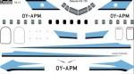 1-72-Maersk-Air-Hawker-Siddeley-HS-125