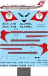 1-72-Dan-Air-London-BAC-1-11-500-laser-decal-with-Vinyl-windscreen-mask