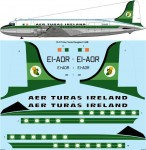 1-72-Aer-Turas-Ireland-Douglas-C-54B-DC-4