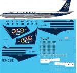 1-72-Olympic-Airways-Boeing-707-320C