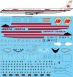 1-144-IBERIA-OLD-LIVERY-DOUGLAS-DC-8-63